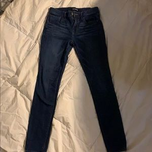 Express Jegging, size 4, Mid Rise
